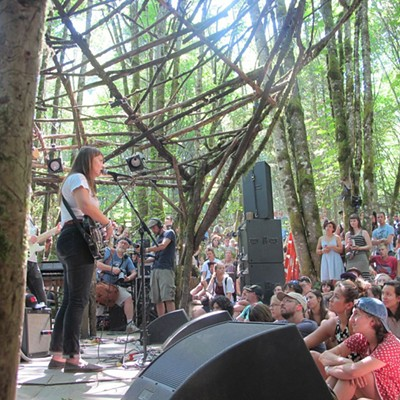 Photos of Pickathon Music Festival 2014