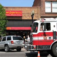 Bend Firefighters Respond to Sweet Saigon Kitchen Fire