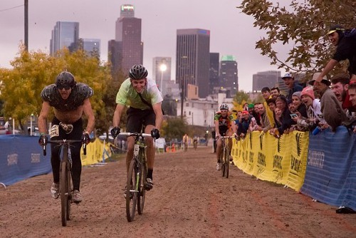 Bend vs. Bend at the SSCXWC in L.A.