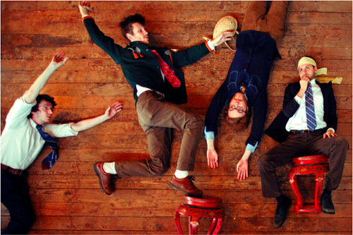 Bombadil dances on the ceiling, but they sound nothing like Lionel Richie.