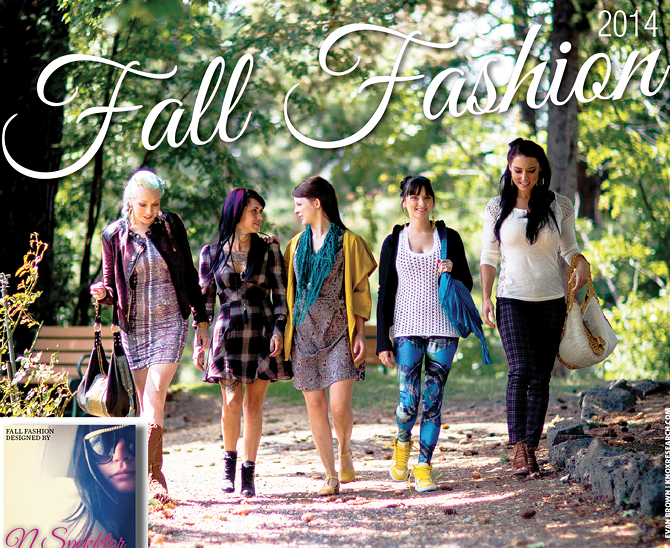 Fall Fashion 2014 Designed by By N Spekktor