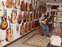Instead of Guitar Center, try Music Makers