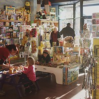 "Instead of Toys ""R"" Us, try smart local toy stores"