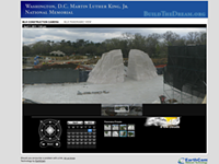 EarthCam Offers Cool Views of MLK Memorial