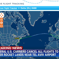 What in the World: FAA Halts Flights to Israel, Wawona Recalls Fruits, EPA Mis-Tweets
