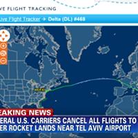 What in the World: FAA Halts Flights to Israel, Wawona Recalls Fruits, EPA Mis-Tweets