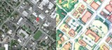 GOOGLE MAPS/CITY OF BEND - Now and when? Plans to turn the parking lot adjacent to City Hall into a town square have been stalled for nearly two decades.