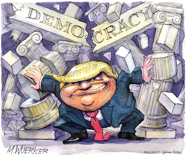 Matt Wuerker—Week of January 14