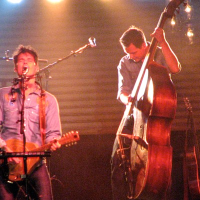 Old Crow Medicine Show at Century Center
