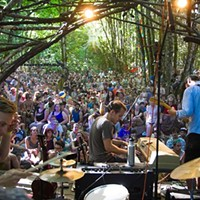 Pickathon is On...and on and on and on