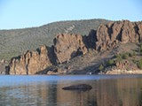 VIA FREEPHOTOS.COM - Prineville Reservoir