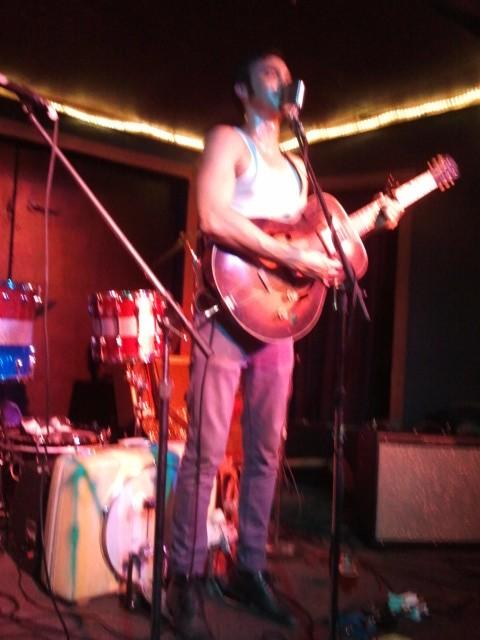 Shaky Graves at Sam Bonds in Eugene
