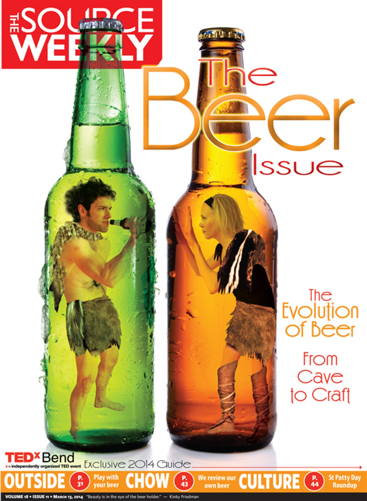The beer issue the beer issue bend the source weekly for Christian heeb