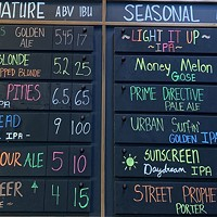 What's in a (beer) name?