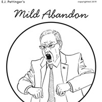 Mild Abandon—week of July 18