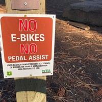 E-Bikes on Trails: Expect Confusion Ahead
