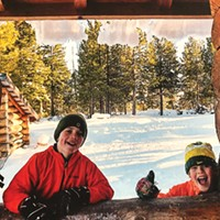 Winter Trail Adventures, Family Style