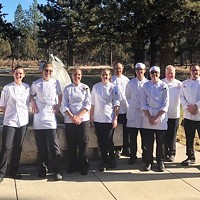 COCC 'Chopped' Winners Showcased at Anthony's Seafood