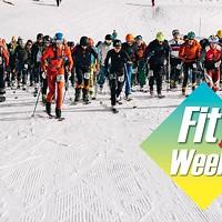 Skinny Skis and Spandex