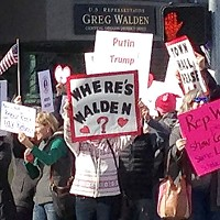 "Once It Was, ""Where's Walden?"" Now, It Might Be, ""Where's the Dem?"""
