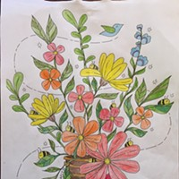 Mother's Day Coloring Contest Winners!