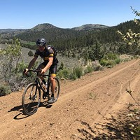 Gravel Bike Adventures in the Ochoco National Forest