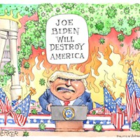 Matt Wuerker—Week of September 3