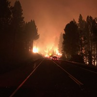 Staggering Numbers: Nearly a Million Acres Burning, Half a Million People Under Evacuation Orders