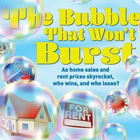The Bubble Tha't Won't Burst