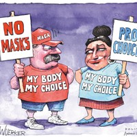 Matt Wuerker—Week of October 22