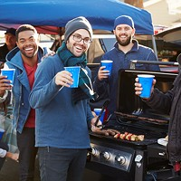 The Year of the Tailgate