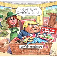 Matt Wuerker—Week of November 26
