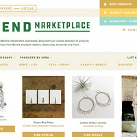 A Local Marketplace, Online