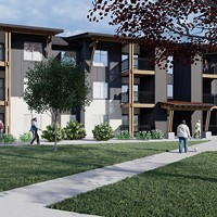 Hundreds More Affordable Housing Apartments Underway in Bend