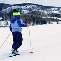 Learn to Cross- Country Ski and Help the Meissner Nordic Ski Club