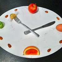 Intermittent Feasting