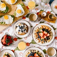 Easter Brunches, and Other Stuff