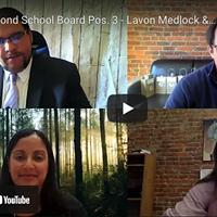 ▶ WATCH: Redmond School Board Pos. 3 - Lavon Medlock & Ron Osmundson