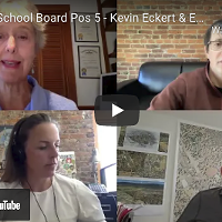 ▶ WATCH: Sisters School Board Pos 5 - Kevin Eckert & Edie Jones