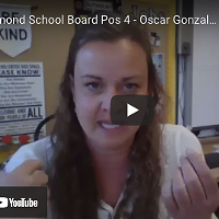 ▶ WATCH: Redmond School Board Pos 4 - Oscar Gonzalez and Carmen Lawson