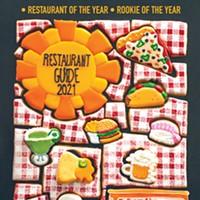 Restaurant Guide 2021