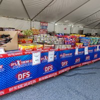 Fireworks Banned Through August