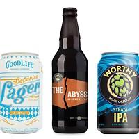 High-Ranking Beers