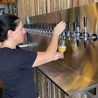Go Globetrotting at Spider City Brewing
