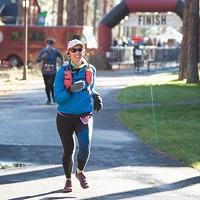 Happy Girls is a Half-Marathon/5k Scenic Run