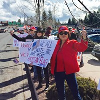 Anti-Walden, pro-Walden and pro-Trump rallies in Bend this week