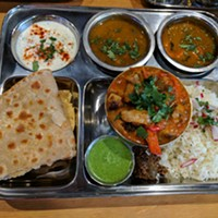 Mantra Indian Kitchen & Tap Room Opens
