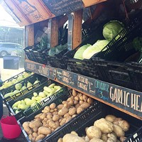 Farmers Market Opens Early + A New Location