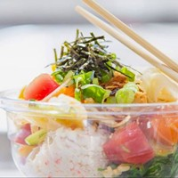 Poke Row Opening Soon in NWX