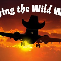 Flying the Wild West